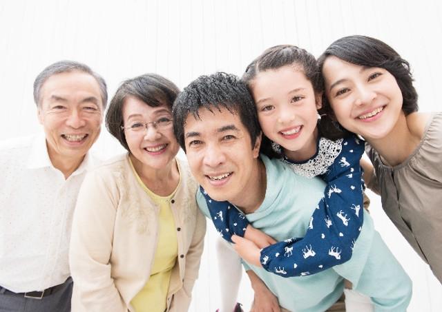 家族との時間も増える